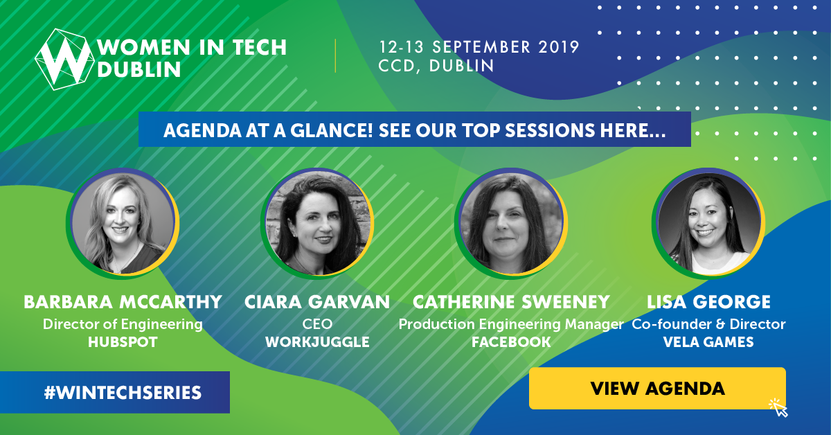 Women in Tech Dublin Join Us