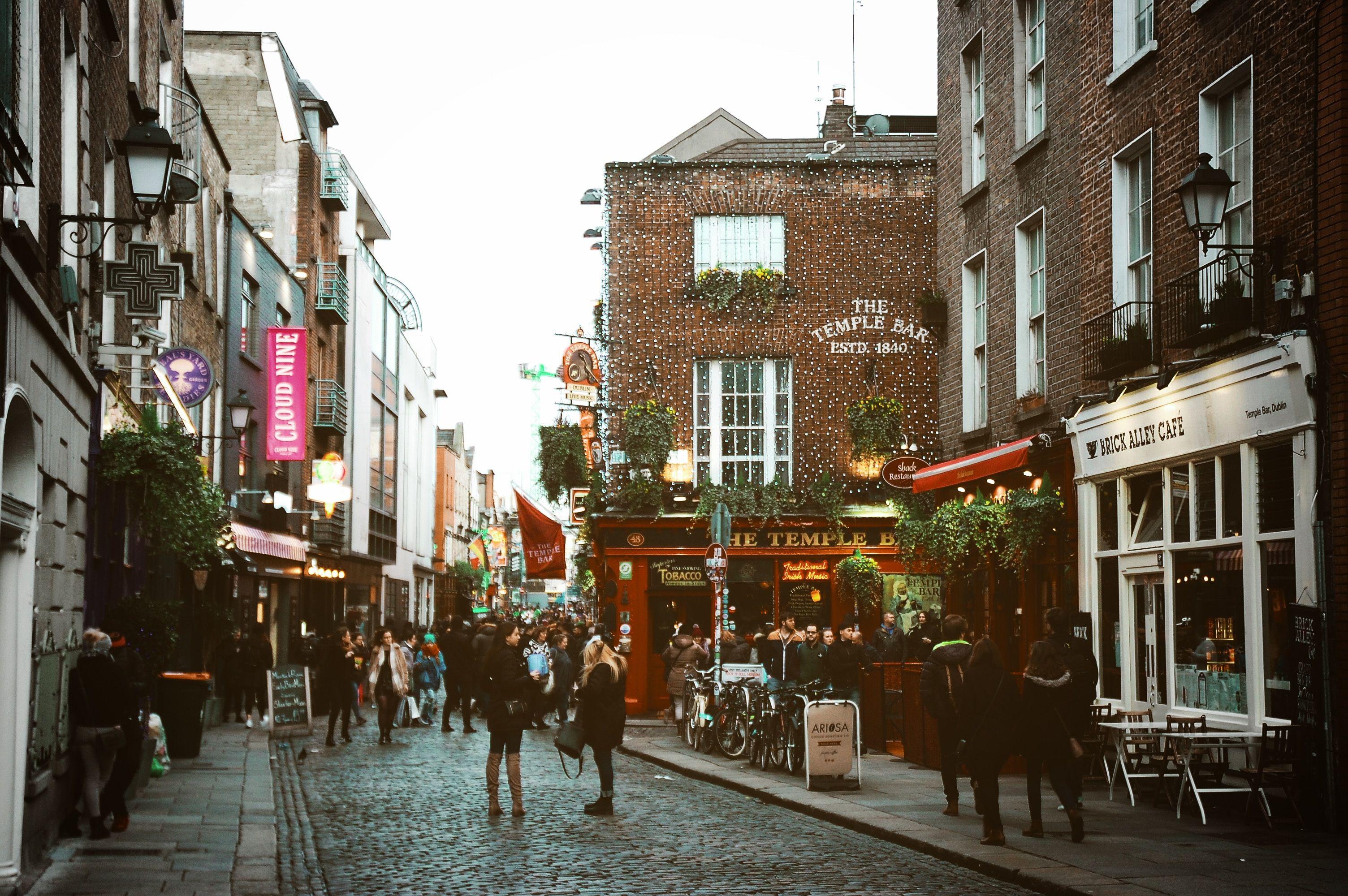 Dublin's Tech Boom
